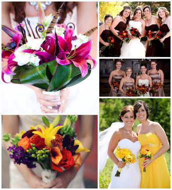 Meiers Floral creates distinctive floral designs for weddings and special events